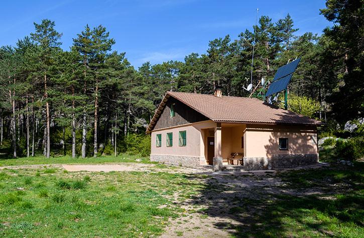Refugio de Font Ferrera