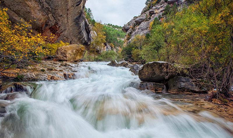 Monumento Natural Nacimiento del Río Pitarque