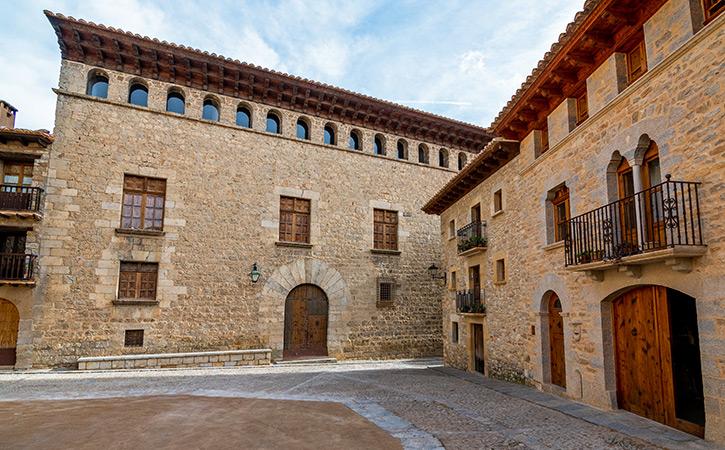Casa Castellot Mirambel