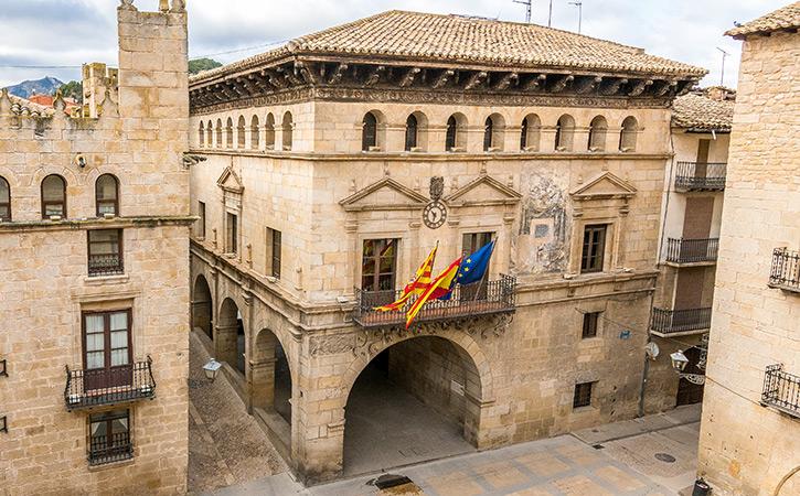 Ayuntamiento Renacentista Valderrobres